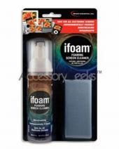Universal Foaming Screen Cleaner w, Cleaning Cloth