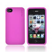 Original Incipio NGP Apple iPhone 4 Impact Soft Shell Case w/ Screen Protector, IPH-529 - Matte Bright Purple