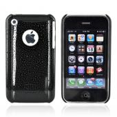 Original Case-Mate iPhone 3G 3GS Barely There Case, IPH3GBT-WBLK - Water Droplet Texture on Black