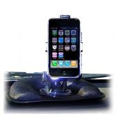 Original Arkon Apple iPhone 3G 3Gs Deluxe Friction Car Dash Mount, IPM112 - Black