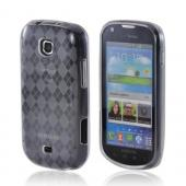 Samsung Galaxy Stellar Crystal Silicone Case - Argyle Clear