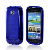 Samsung Galaxy Stellar Crystal Silicone Case - Blue