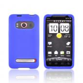 HTC EVO 4G Silicone Case - Blue