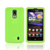 LG Spectrum Silicone Case - Neon Green