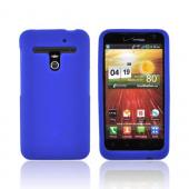 LG Revolution, LG Esteem Silicone Case - Blue