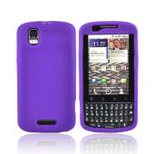 Motorola Droid Pro A957 Silicone Case - Purple