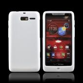 Motorola Droid RAZR M Silicone Case - White