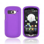 Pantech Breakout Silicone Case - Purple