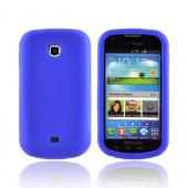 Samsung Galaxy Stellar Silicone Case - Blue