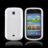 Samsung Galaxy Stellar Silicone Case - White