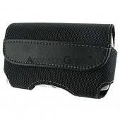 Premium Nylon/Leather Pouch-Small (FS)