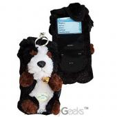Fun Friends Romeo Puppy iPod Nano Case - Black & Brown