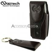 Naztech Boa Vertical Case (BS) - Brownie Brown
