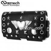 Naztech Rebel Heart Style Fashion Case - Black (PUTL)