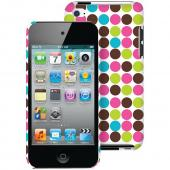 MACBETH COLLECTION MB-T4CBD IPOD(R) TOUCH 4G CASE (BIARRITZ MICRODOT)