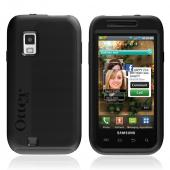 Original Otterbox Samsung Fascinate i500 Hybrid Commuter Series Case w/ Screen Protector, SAM4-FASCI-20-E - Black