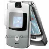 Premium Motorola RAZR V3 Screen Protector
