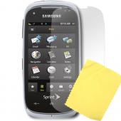 Samsung Instinct HD M850 High Quality Screen Protector w/ Mirror Effect