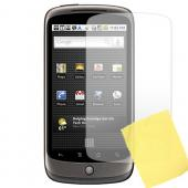 Google Nexus One High Quality Screen Protector - Clear