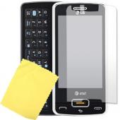 LG Expo GW820 High Quality Screen Protector - Clear