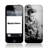 Original Music Skins Apple iPhone 5 Protective Skin - Elvis Presley Guitar