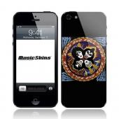 Original Music Skins Apple iPhone 5 Protective Skin - Kiss Rock &amp; Roll Over