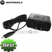 Original Rapid Motorola Travel Charger (SPN5358) - Micro USB