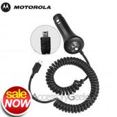 Original Motorola Mini USB Vehicle Charger, SYN1630A