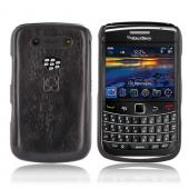 &quot;Exclusive&quot; TPhone Eco-Design Blackberry Bold 9780 9700 100% Hard Wood Back Cover Case - Sonokeling Wood